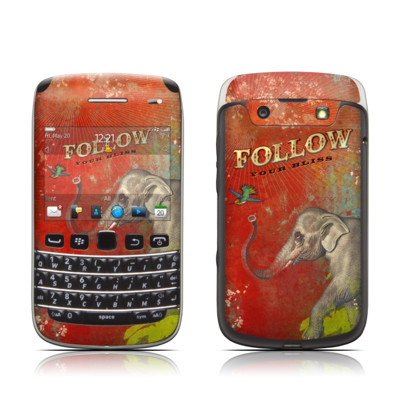 BlackBerry Bold 9790 Skin - Follow Your Bliss
