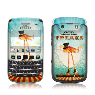 BlackBerry Bold 9790 Skin - God Bless The Freaks