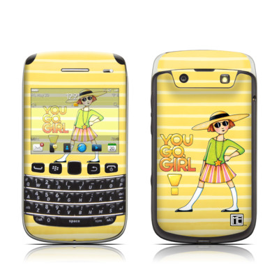 BlackBerry Bold 9790 Skin - You Go Girl