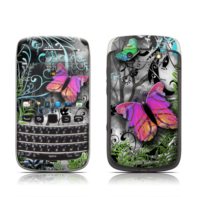 BlackBerry Bold 9790 Skin - Goth Forest