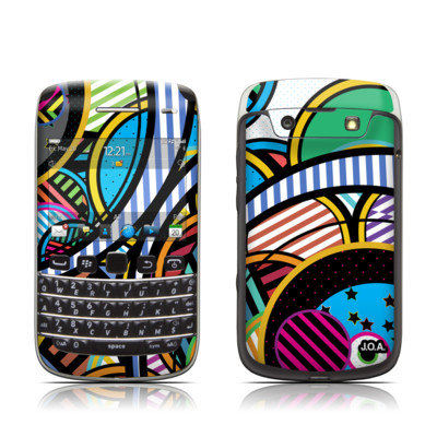 BlackBerry Bold 9790 Skin - Hula Hoops