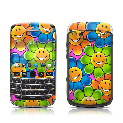 BlackBerry Bold 9790 Skin - Happy Daisies