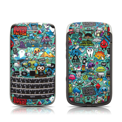 BlackBerry Bold 9790 Skin - Jewel Thief