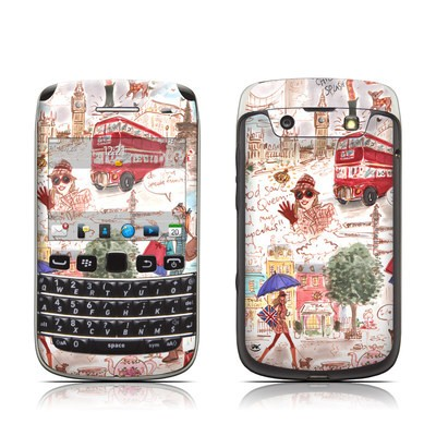BlackBerry Bold 9790 Skin - London