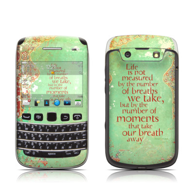 BlackBerry Bold 9790 Skin - Measured