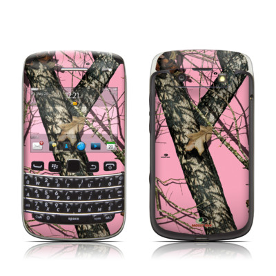 BlackBerry Bold 9790 Skin - Break-Up Pink