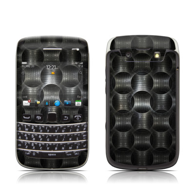 BlackBerry Bold 9790 Skin - Metallic Weave