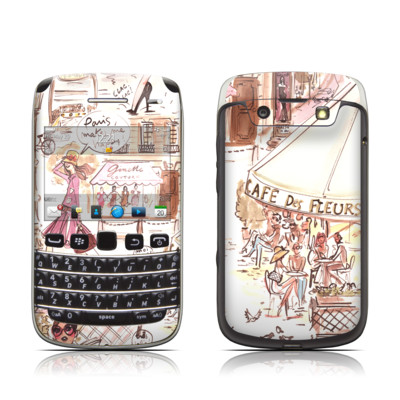 BlackBerry Bold 9790 Skin - Paris Makes Me Happy