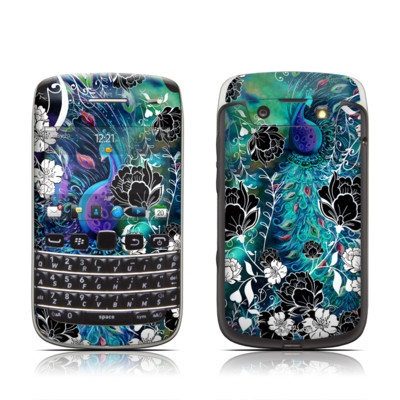 BlackBerry Bold 9790 Skin - Peacock Garden