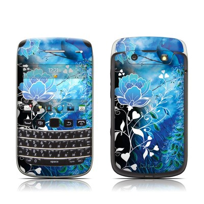 BlackBerry Bold 9790 Skin - Peacock Sky