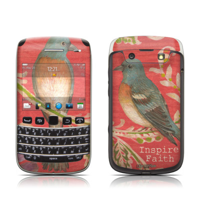 BlackBerry Bold 9790 Skin - Fresh Picked Fuschia