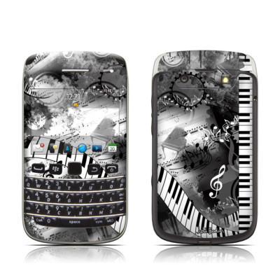 BlackBerry Bold 9790 Skin - Piano Pizazz