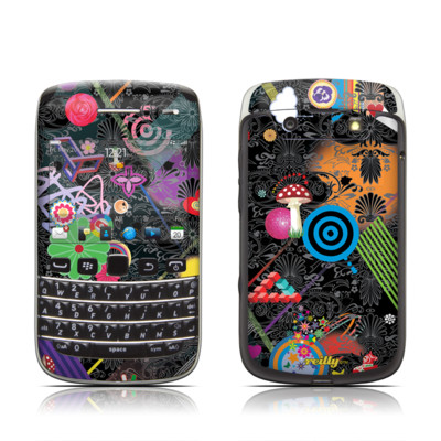 BlackBerry Bold 9790 Skin - Play Time