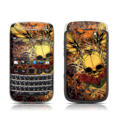 BlackBerry Bold 9790 Skin - Radiant Skull