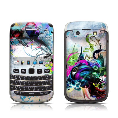 BlackBerry Bold 9790 Skin - Streaming Eye