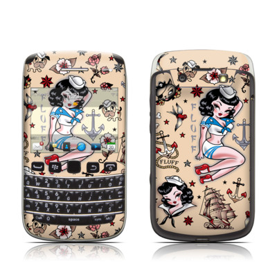 BlackBerry Bold 9790 Skin - Suzy Sailor