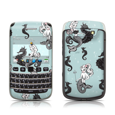 BlackBerry Bold 9790 Skin - Vintage Mermaid