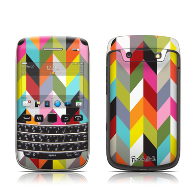 BlackBerry Bold 9790 Skin - Ziggy Condensed