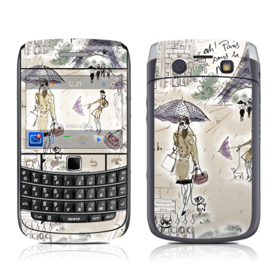 BlackBerry Bold 9700 Skin - Ah Paris