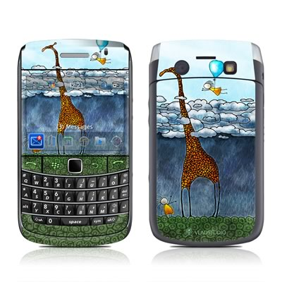 BlackBerry Bold 9700 Skin - Above The Clouds