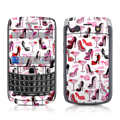 BlackBerry Bold 9700 Skin - Burly Q Shoes