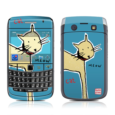 BlackBerry Bold 9700 Skin - Cat