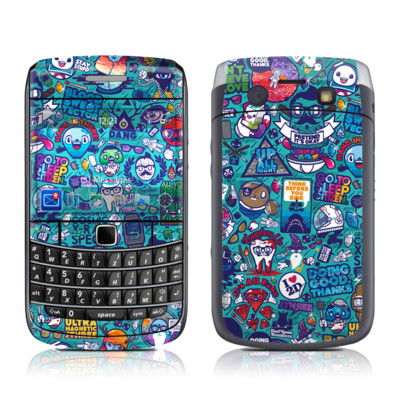 BlackBerry Bold 9700 Skin - Cosmic Ray
