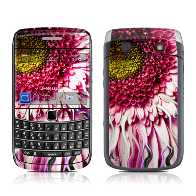 BlackBerry Bold 9700 Skin - Crazy Daisy