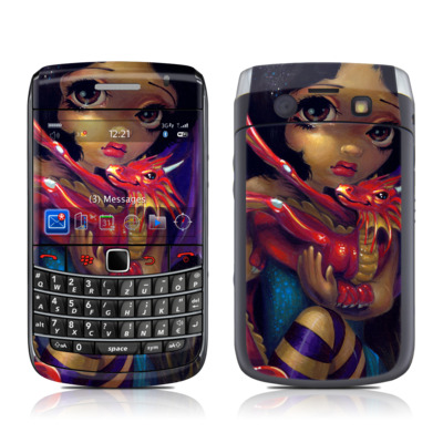 BlackBerry Bold 9700 Skin - Darling Dragonling
