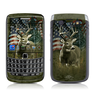 BlackBerry Bold 9700 Skin - Deer Flag