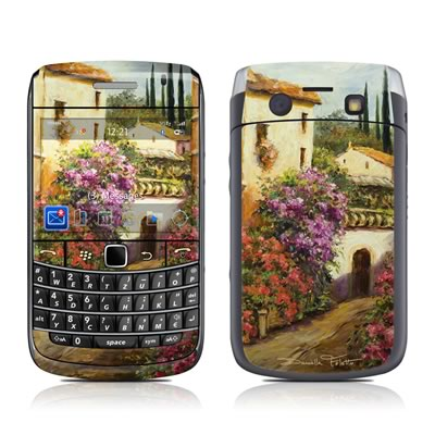 BlackBerry Bold 9700 Skin - Via Del Fiori
