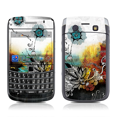 BlackBerry Bold 9700 Skin - Frozen Dreams