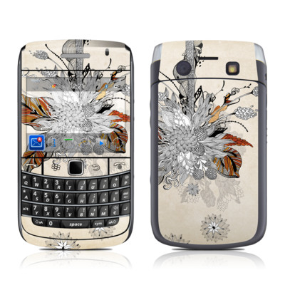 BlackBerry Bold 9700 Skin - Fall Floral