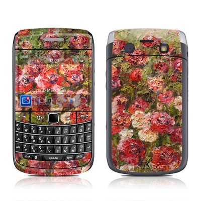 BlackBerry Bold 9700 Skin - Fleurs Sauvages