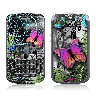 BlackBerry Bold 9700 Skin - Goth Forest