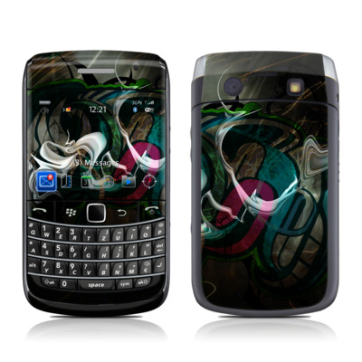 BlackBerry Bold 9700 Skin - Graffstract