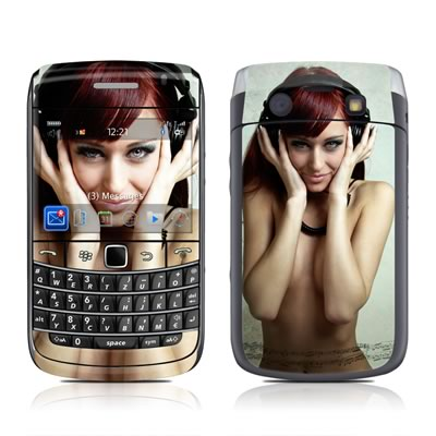 BlackBerry Bold 9700 Skin - Headphones