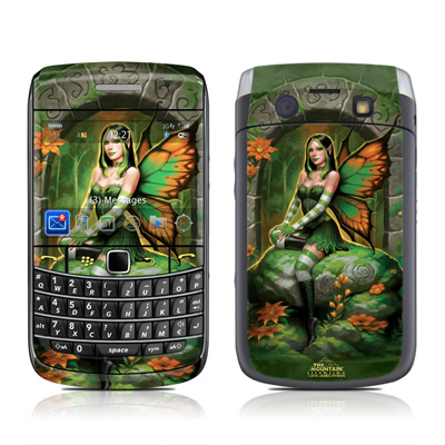 BlackBerry Bold 9700 Skin - Jade Fairy