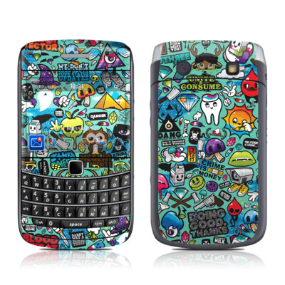 BlackBerry Bold 9700 Skin - Jewel Thief