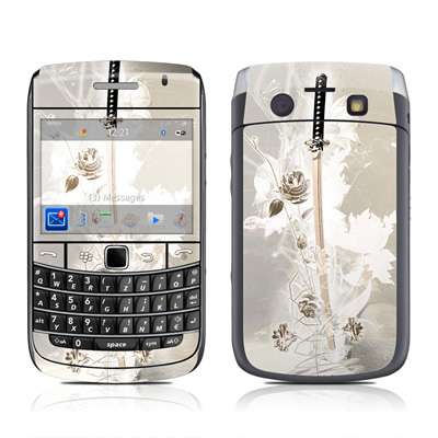 BlackBerry Bold 9700 Skin - Katana Gold