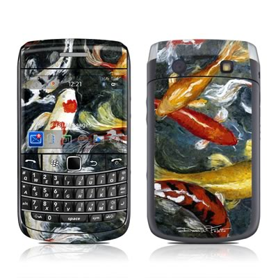 BlackBerry Bold 9700 Skin - Koi's Happiness