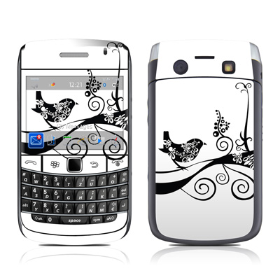 BlackBerry Bold 9700 Skin - Little Curly