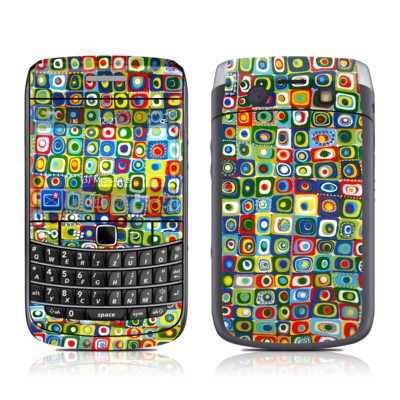BlackBerry Bold 9700 Skin - Line Dancing
