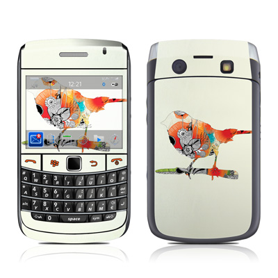 BlackBerry Bold 9700 Skin - Little Bird