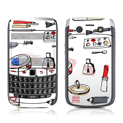 BlackBerry Bold 9700 Skin - Makeup