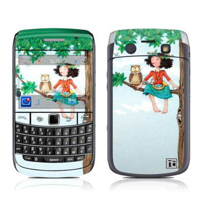 BlackBerry Bold 9700 Skin - Never Alone