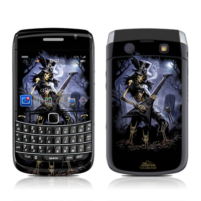 BlackBerry Bold 9700 Skin - Play Dead
