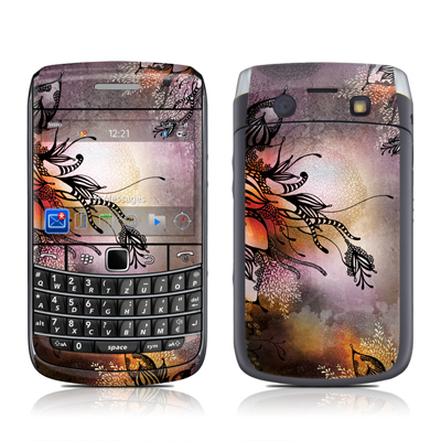 BlackBerry Bold 9700 Skin - Purple Rain