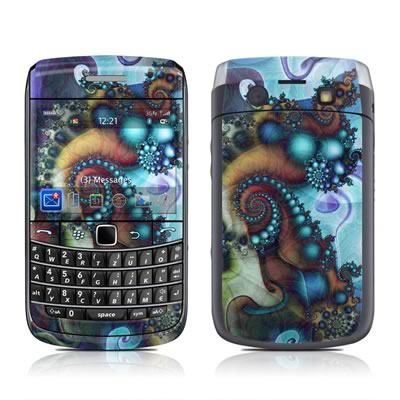 BlackBerry Bold 9700 Skin - Sea Jewel