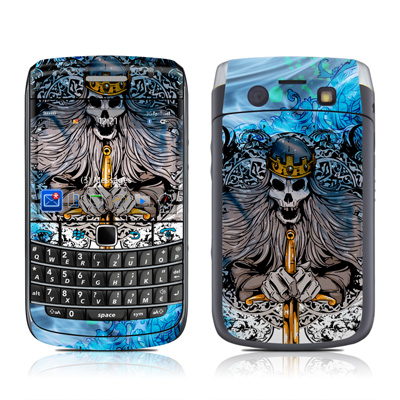 BlackBerry Bold 9700 Skin - Skeleton King